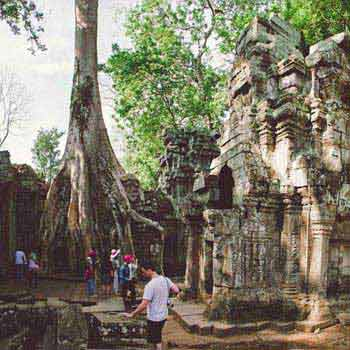Poi Pet - Battambang - Siem Ream - Poi Pet 4 Days/ 3 Nights Package