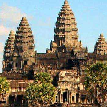 The Temple of Angkor 4 Days / 3 Night Package
