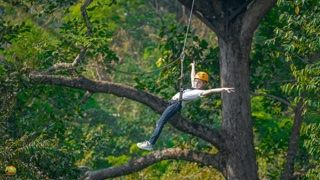 1 Day Tours: Angkor Zipline E-co Tour