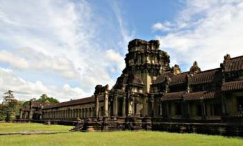 Angkor Tour 3 Days Adventure Circuit