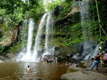 Siem Reap - Kulen Mountain Tour