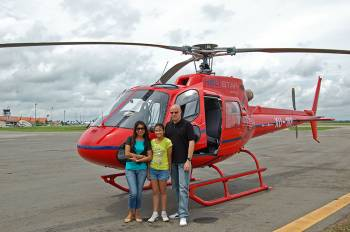 Siem Reap - Helicopter Riding Tour