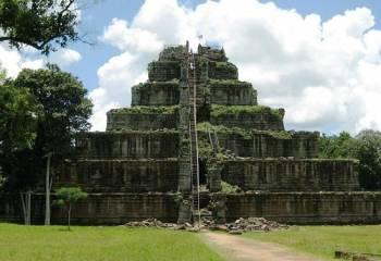 Beng Mealea, Roluos Group, Kampong Phluk Tour