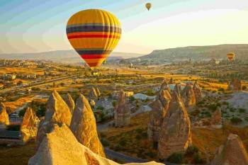 Turkey-greece Express with Cappadocia Package