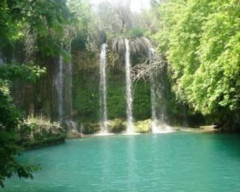 Daily Perge, Aspendos, Side, Kursunlu Waterfalls Tour