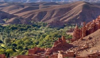 Zagoura Dunes from Marrakech Tour