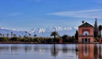 Day Trip from Marrakech City Tour