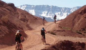 Cycling in Morocco Countryside Tour