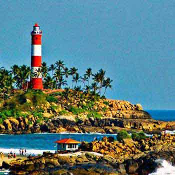 Trivandrum Kovalam Beach Tour