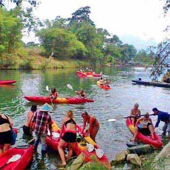 Amazing Laos Huayxai – Pakbeng – Luang Prabang 06 Days Package