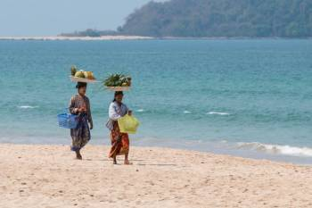 Thailand Myanmar Beach Package Tour Package