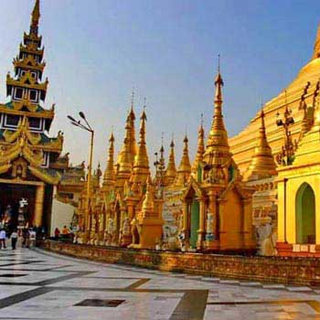 Myanmar Dream 03days/02nights Yangon – Bagan Package