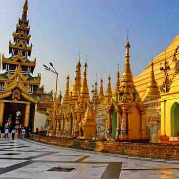 Yangon Stopover 03days/02nights Package