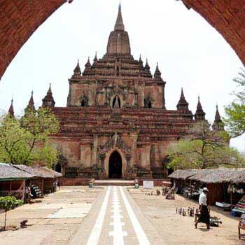Wonderful Myanmar 04days/03nights Yangon – Bagan – Mandalay Package