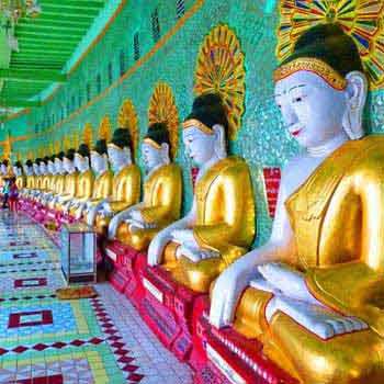 Myanmar Highlight 5days/4nights Package