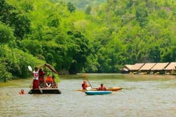 06 Days 05 Nights Wonderful Western of Thailand Package Tour
