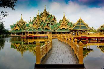 17 Days 16 Nights Charming North of Thailand Package Tour