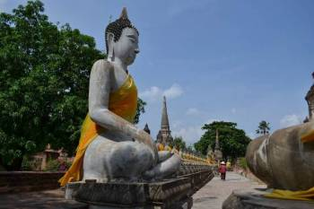 12 Days 11 Nights Thailand Central – North Package Tour