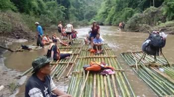 Chiang Mai Maetaeng & Sobkai Trekking Tour Package