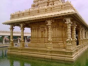 Kanchipuram, Vellore Golden Temple Tour Package