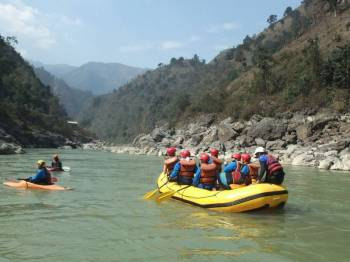 Culture, Nature and Adventure Tour in Nepal