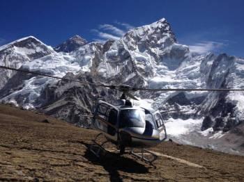 Nagarkot Helicopter Tour
