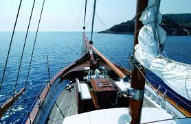 Half Day or Full Day Private Sailing on a Gullet