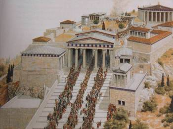Half Day Tour to Asclepion, Red Court, and Archaeological Museum