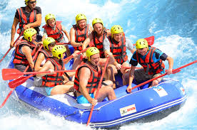 Rafting At Koprulu Kanyon