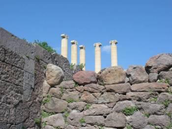 Termessos Antique Site Tour