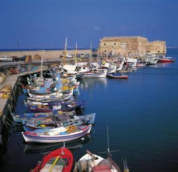 Athens– Mykonos- Santorini– Crete TOUR