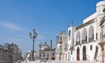 Puglia. The White Cities by Bike - Guided Tour
