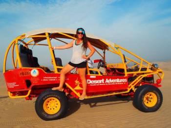 Desert Dune Buggies - Driver Experience