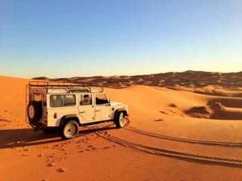 Overnight Desert Safari Tour