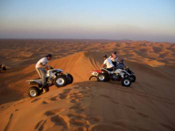 Quad Bike Tour