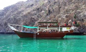 Musandam Dibba Dhow Cruise Tour