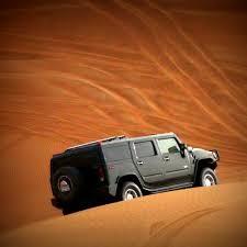 Hummer Desert Safari (basic Package) Tour