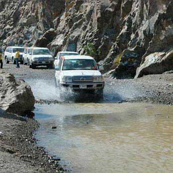 Hatta Mountain Safari (basic Package) Tour