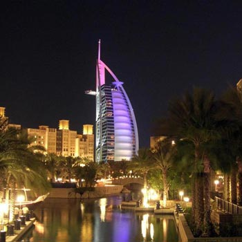 Dubai Night City Tour
