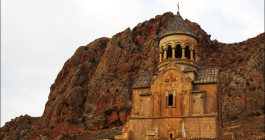Walking Tour in Armenia