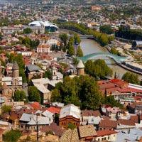 Cultural Tour to Georgia, Armenia and Iran