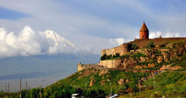 Moto Tour to Armenia and Nagorno-karabakh