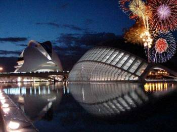 New Year in Valencia Tour