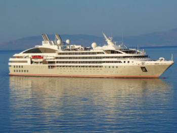 Cruising the Tyrrhenian Sea On the Ponant Tour