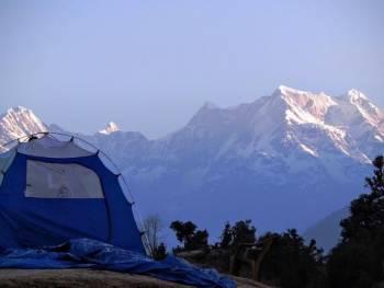 Chopta - Chandrashila - Deoria Tal Trek
