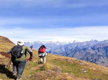 Trekking in Kuari Pass Tour