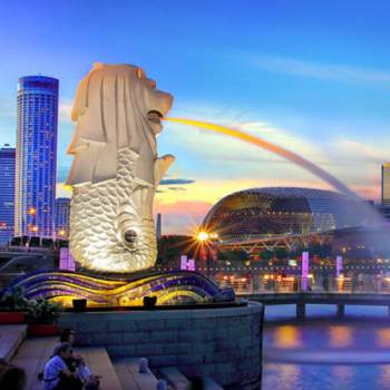 Sizzling Singapore Package