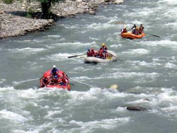Rafting with Wildlife Tour Package