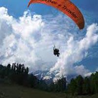 Paragliding Dhobi Falayan Tour