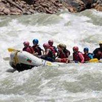 River Rafting Babeli Tour